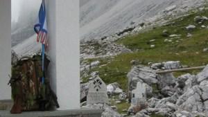 Centenario Grande Guerra: Sulle Dolomiti nel ricordo dei caduti