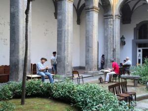 IN VILLA RUFOLO LA PRIMA DI 'THE FAIRY QUEEN'