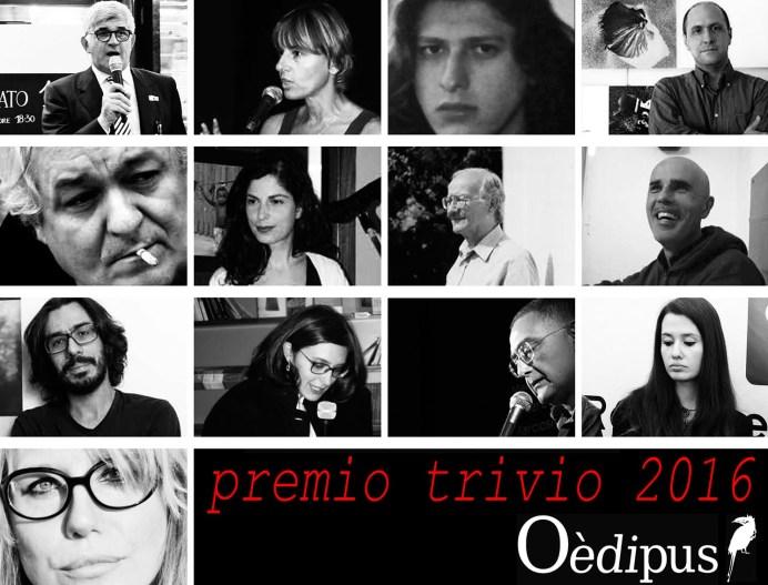 """I finalisti del premio letterario """"Trivio 2016"""""""