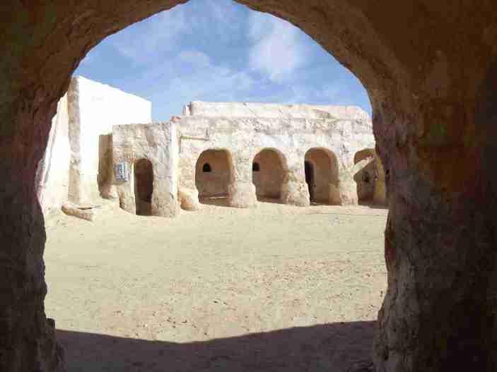 Un  viaggio incantevole a Tozeur  nel grande  sud  tunisino