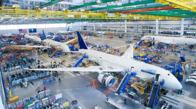 Industria 4.0, coinvolto anche il settore aeronautico
