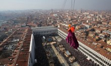 Venezia è pronta ad abbracciare il suo Angelo