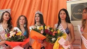 La trevigiana Denisa Pitea è Miss Piazzola sul Brenta 2018