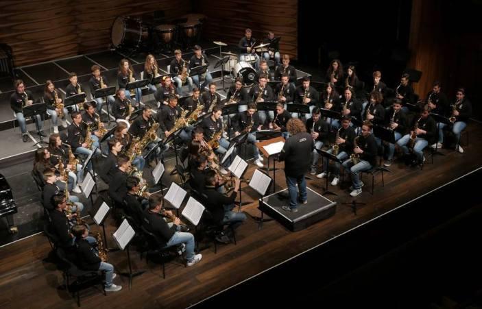Henri Selmer Paris Presentano Jérome Laran & Sonora Junior sax