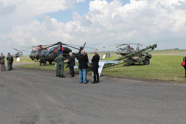 L'Aviazione dell'Esercito compie 67 anni