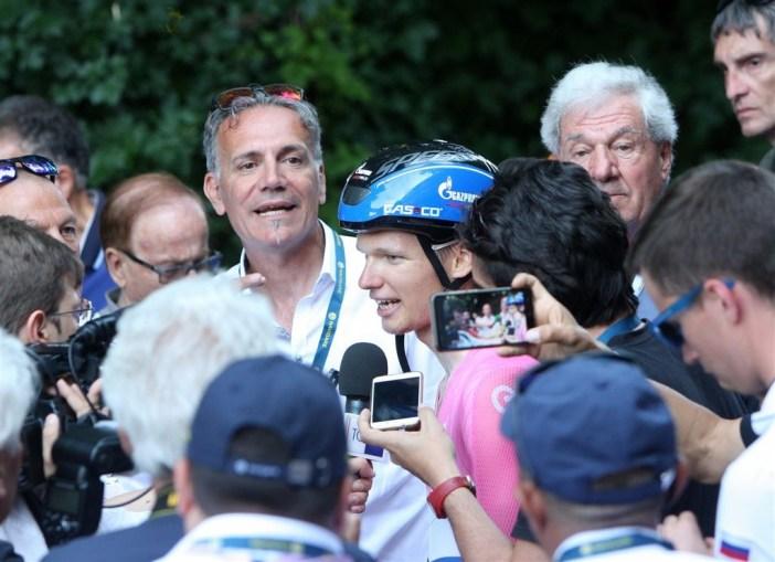 GIRO D'ITALIA UNDER 23: VINCE IL RUSSO VLASOV