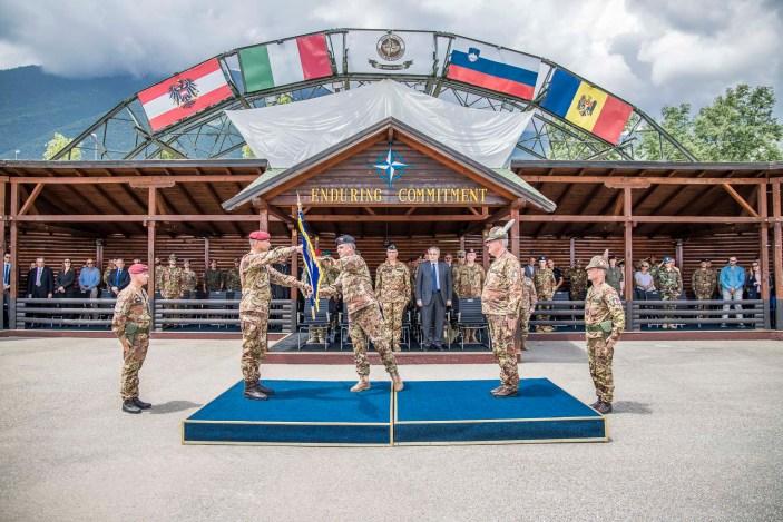 Kosovo: Cambio al comando del MNBG-W