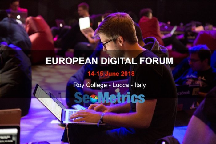 Giovane start-up italiana fra i big del 15° European Digital Forum di Lucca