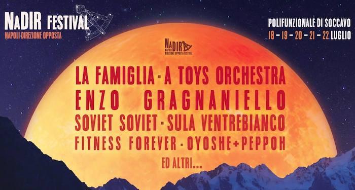 Al via NaDir  Napoli Direzione Opposta festival IV
