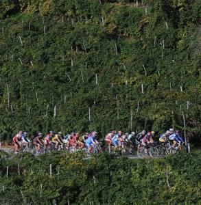 Grandi ex del ciclismo sulle strade della cronometro del prosecco