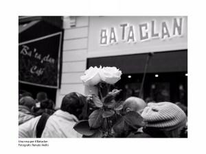 BATACLAN, MOSTRA FOTOGRAFICA DI RENATO AIELLO