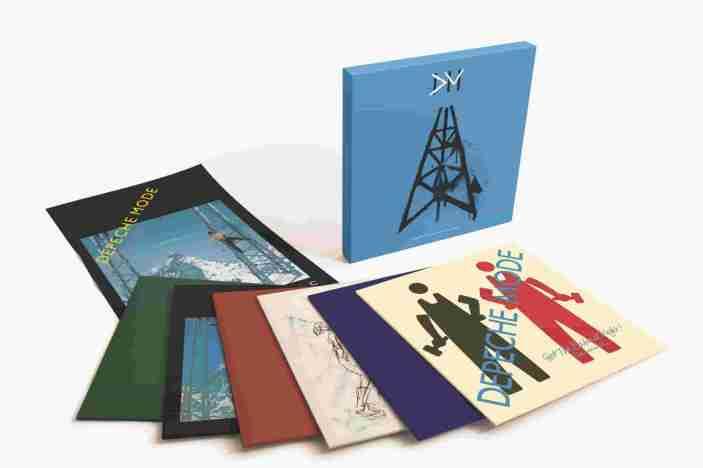 Depeche Mode: Ecco i cofanetti in vinile per Sony Music