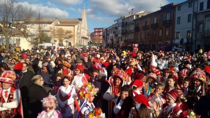 Al via il Carnevale Princeps irpino