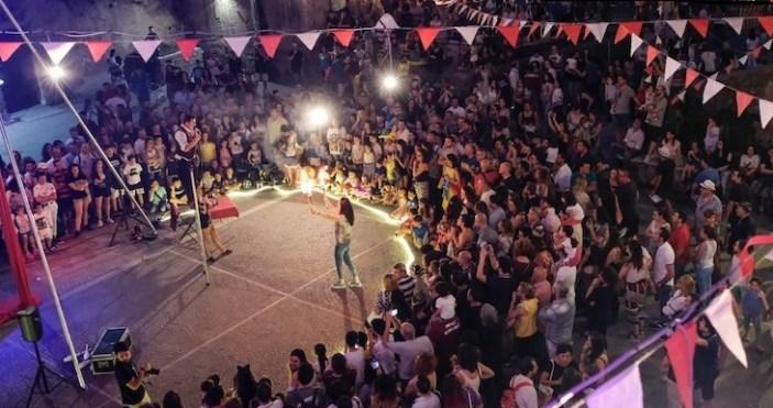 Al via Atella Sound Circus