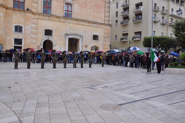 A Matera il 67° Raduno Nazionale dei Bersaglieri