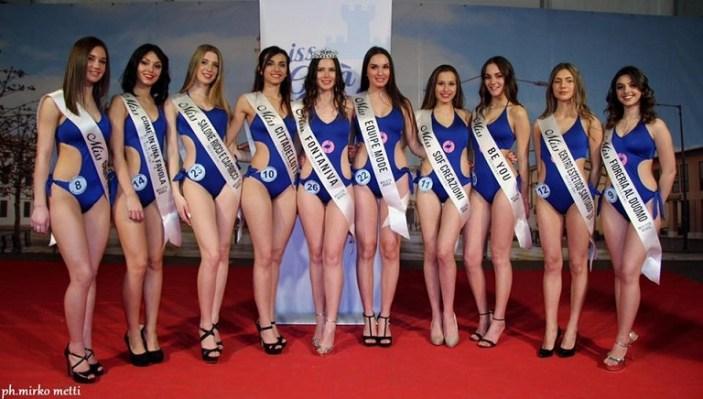 Mariana Onufriichuk è Miss Fontaniva per Miss Città Murata 2019