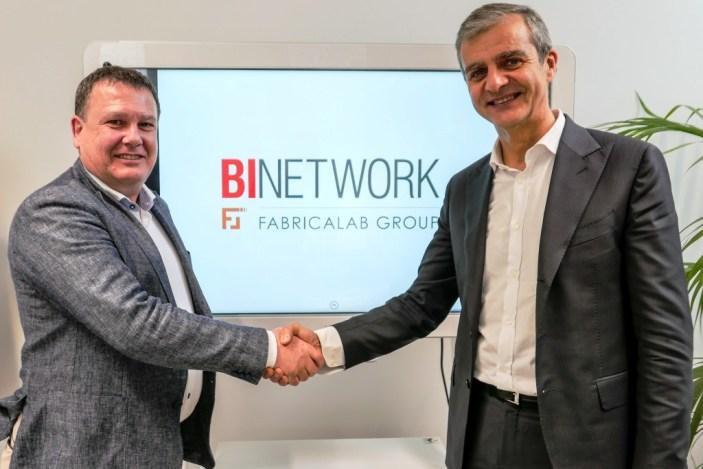 FabricaLab accelera con l'acquisizione di BI Network