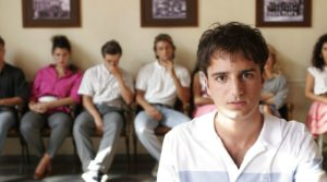 """Famosa scena di Nikolas Vaporidis in """"Notte prima degli Esami"""""""