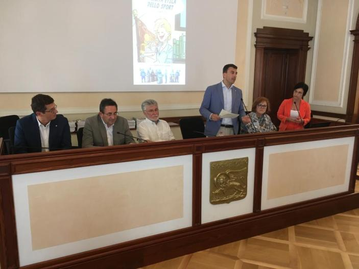 Presentata a Venezia la Carta Etica dello Sport a fumetti