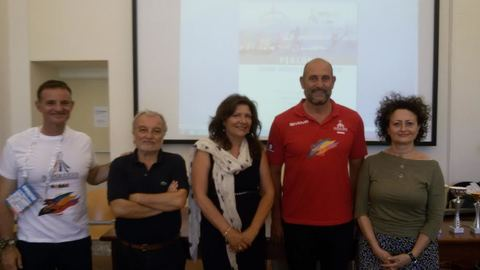 Universiade Napoli: ISOLYMPIA chiude al Maschio Angioino