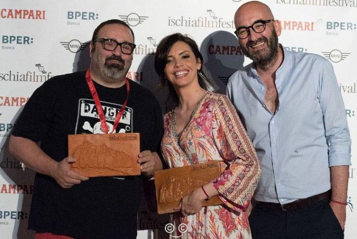 """Ischia Film Festival 2019, Bruno: """"Non ci resta che il crimine 2"""" a Napoli"""