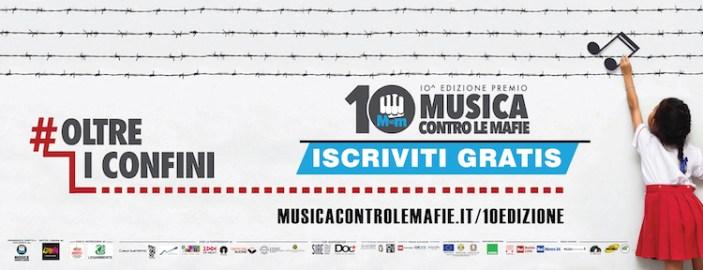 """Aperte le iscrizioni al premio nazionale """"Musica contro le mafie"""""""