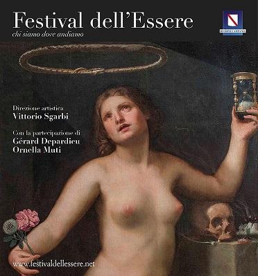 Al via il Festival dell'Essere diretto da Vittorio Sgarbi