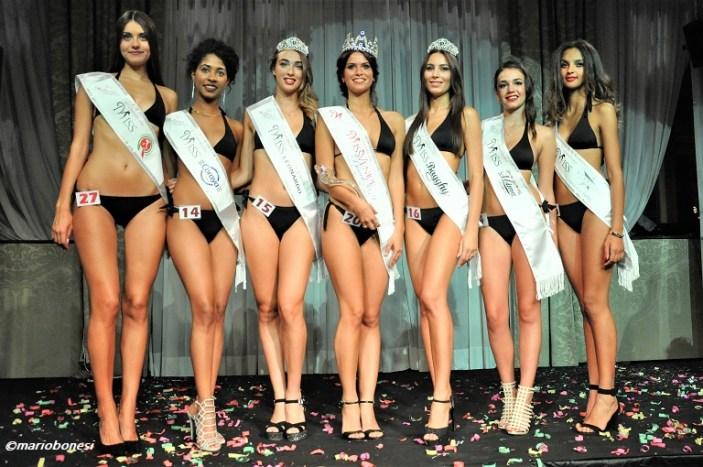 Miss Venice Beach 2019 é Giulia Gioia