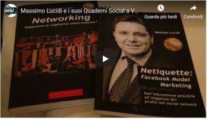 Massimo Lucidi e i suoi Quaderni Social a Venezia76