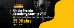 A Treviso finalissima del Premio Creativity Sartup