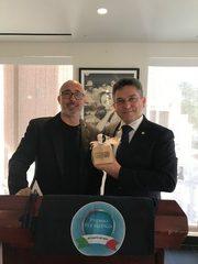 Anche al CUFA il Premio Eccellenza Italiana