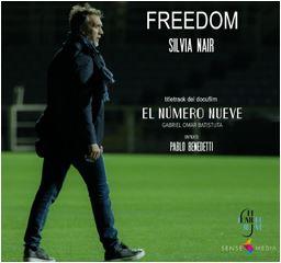 """Fuori ora il singolo """"Freedom"""" di Silvia Nair"""
