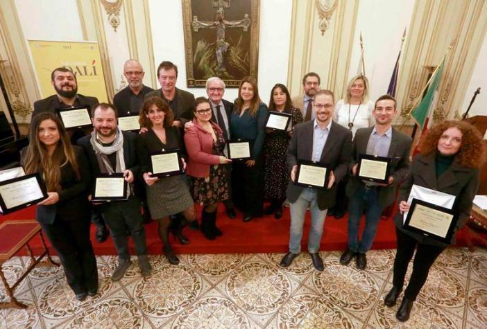 Conferiti i premi di giornalismo Francesco Landolfo 2019