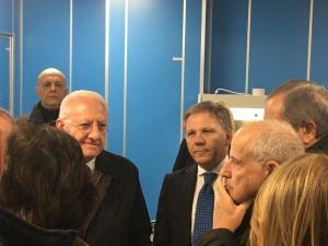 A Giugliano di Napoli il centro di medicina investigativa più grande d'Italia