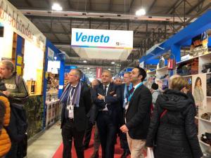 Artigiano in fiera Milano: Marcato inaugura il padiglione Veneto