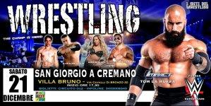 I miti del wrestling a San Giorgio (NA)