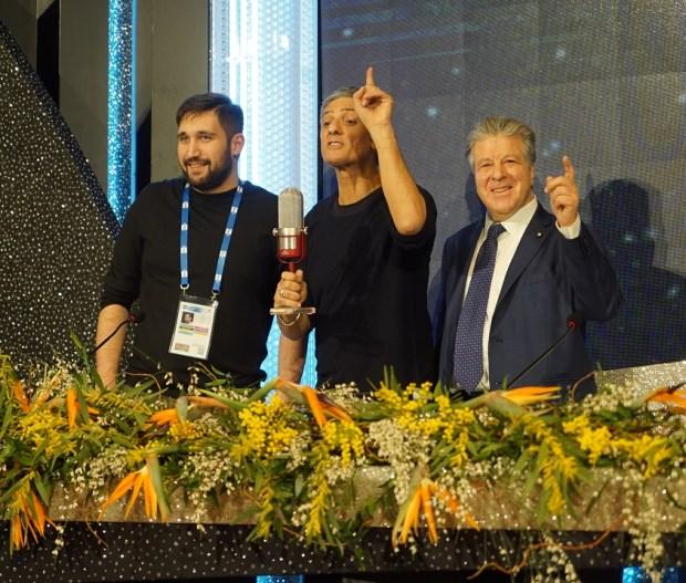 """Sanremo 2020: A Fiorello il """"Premio Speciale David Zard"""""""