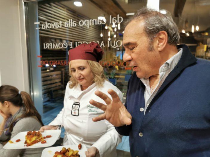 """Giornalista RAI prima vincitrice di """"Chef per una sera"""""""