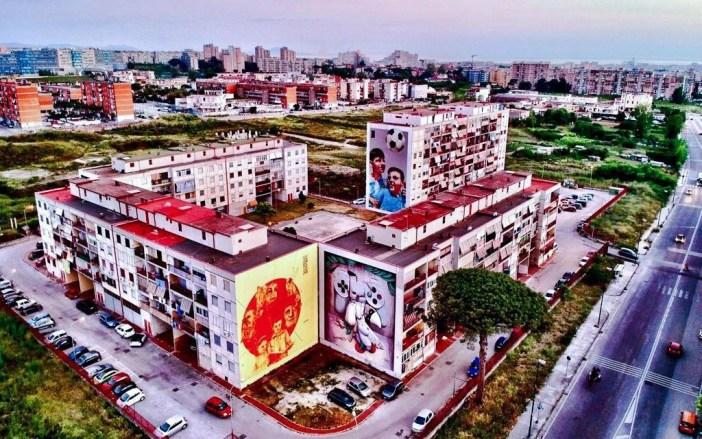 Street Art, a Napoli il primo Centro di Ricerca italiano sulla creatività urbana