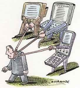 Sarà mai possibile sconfiggere la dipendenza dalla tecnologia?