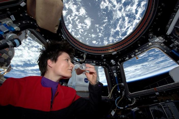 L'ESA connette il mondo con astronauti e celebrità
