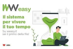 Nasce Weasy, la WebApp gratuita per evitare le code