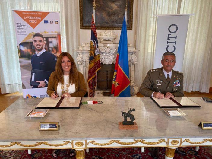 Veneto e Forze armate alleate sulla formazione dei militari