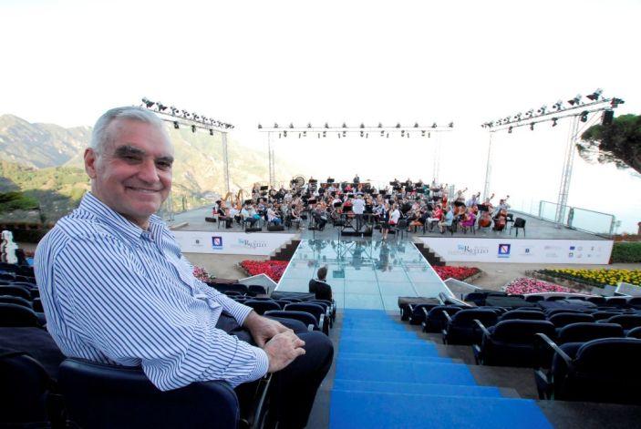 Alessio Vlad direttore artistico 68mo Ravello Festival