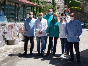Il vescovo di Sorrento in visita alla comunità terapeutica Il Camino