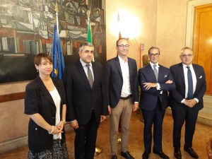 A Venezia la delegazione UNWTO