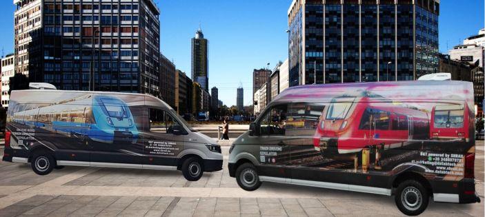 SimuRail on the road - il simulatore ferroviario diventa mobile