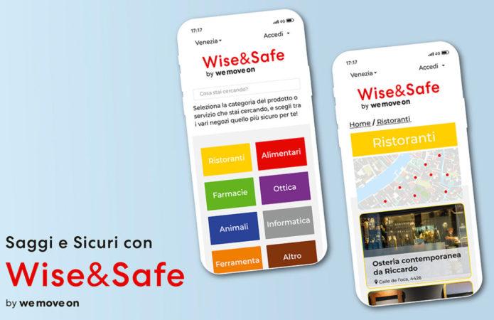 Wise&Safe: L'app che informa sulle misure di sicurezza dei locali