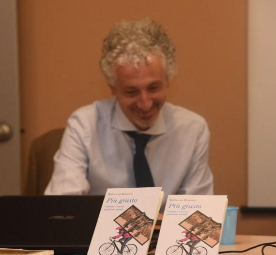 Acli Napoli, il presidente presenta suo nuovo libro