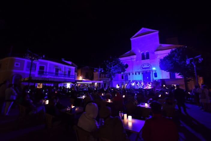 Daniele Scannapieco Quartet in piazza per Ravello Festival